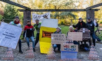 Milieuvereniging voert actie tegen wegwerpbekers op Gentse zesdaagse