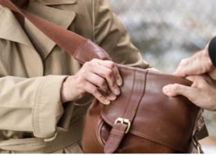 Gauwdief probeert portefeuille te stelen