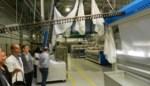 CleanLease kan meer linnen en textiel wassen in nieuw gebouw na verwoestende brand een jaar geleden