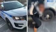 Arrestatie van minderjarigen loopt uit de hand: vriendin opent plots politiewagen en laat meisje ontsnappen