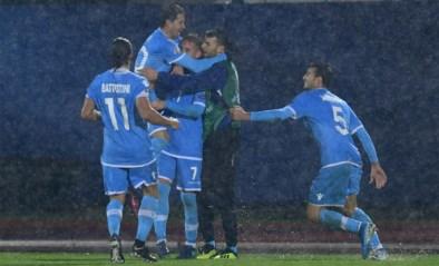 San Marino scoort eerste thuisdoelpunt in zes (!) jaar