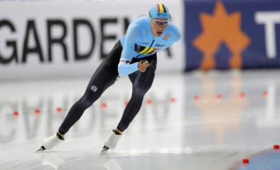 Bart Swings eindigt buiten top tien op 1.500m in Minsk