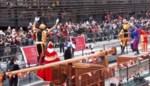 FOTO. De Sint is in Gent, en bezoekt de Krook