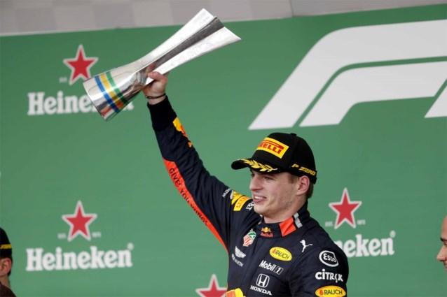 Max Verstappen maakte afgelopen weekend de snelste pitstop in de geschiedenis
