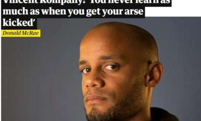 "Kompany: ""Was komst Vercauteren mijn beslissing? Tricky Question"""
