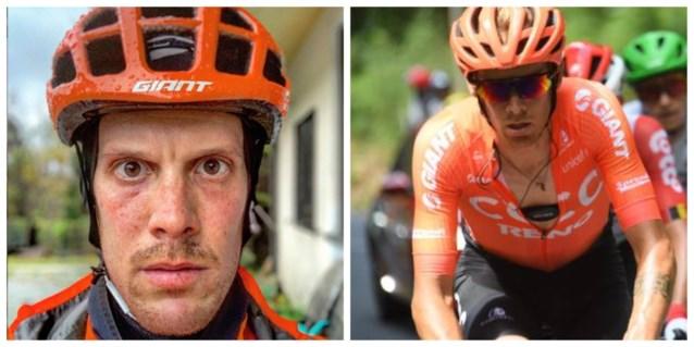 """Emotionele oproep Alessandro De Marchi aan automobilisten: """"Bekijk het gezicht van iemand die net aan de dood is ontsnapt"""""""