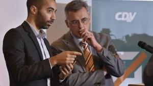 CD&V kandidaat-voorzitters debatteren in  Leietheater