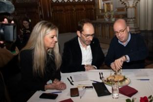 Witloof met Sint-Jacobsvruchten verkozen tot beste witloofgerecht.