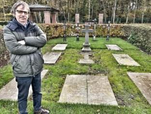 """""""De priesters worden niet herbegraven, maar hun grafstenen hebben we gered"""""""