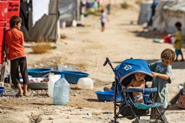 Vijf Belgische baby's gestorven in kampen sinds val van ISIS