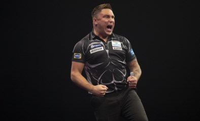 Welshman Gerwyn Price verlengt titel Grand Slam of Darts met zeges tegen Van Gerwen en Wright