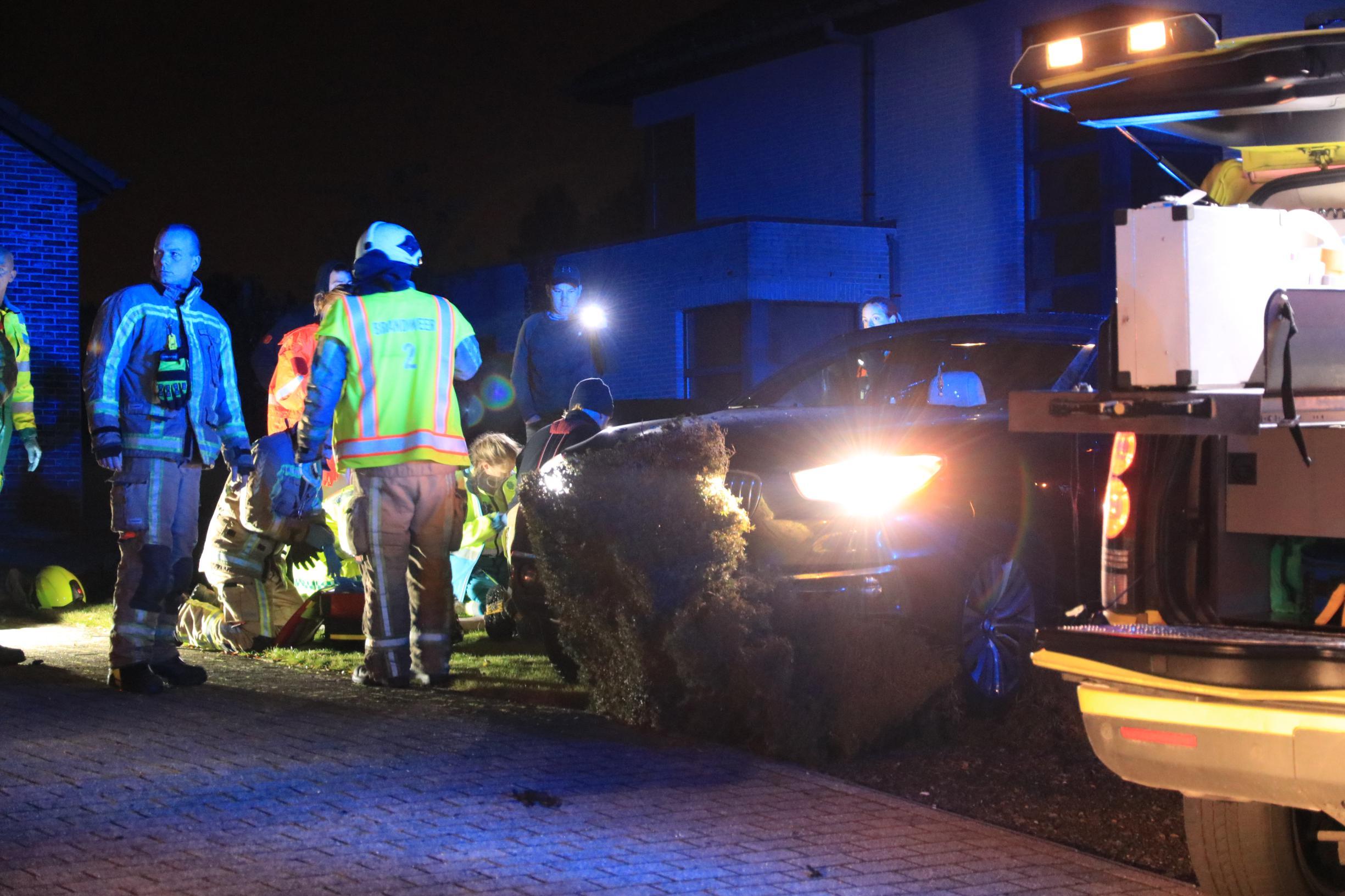 'Natuurlijke dood' van trucker in auto blijkt verdacht overlijden