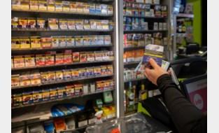 Vijftien maanden cel voor sigarettendieven
