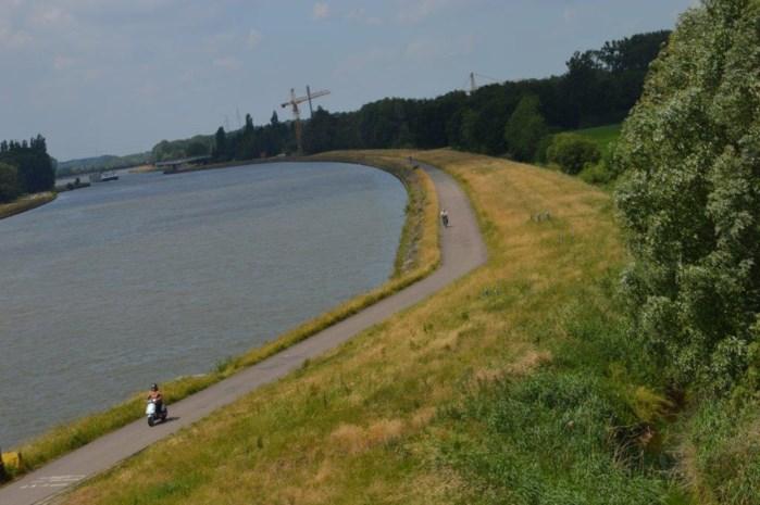 Negatief advies voor windturbines langs kanaaldijk