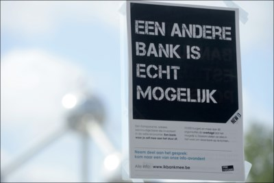 Nog één week om 30 miljoen euro te vinden, of nieuwe bank moet nog vóór lancering dicht