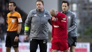 Domper voor Antwerp: ook zondagmatch tegen AA Gent komt te vroeg voor Defour