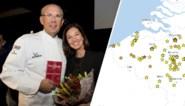 Hof van Cleve blijft enige met drie sterren: dit zijn de nieuwe sterrenrestaurants in jouw buurt