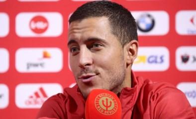 """Aanvoerder Eden Hazard ziet Duivels nog altijd stappen vooruit zetten: """"We zijn sterker dan op het WK"""""""