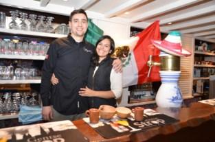 Mexicaanse invloeden in nieuw café