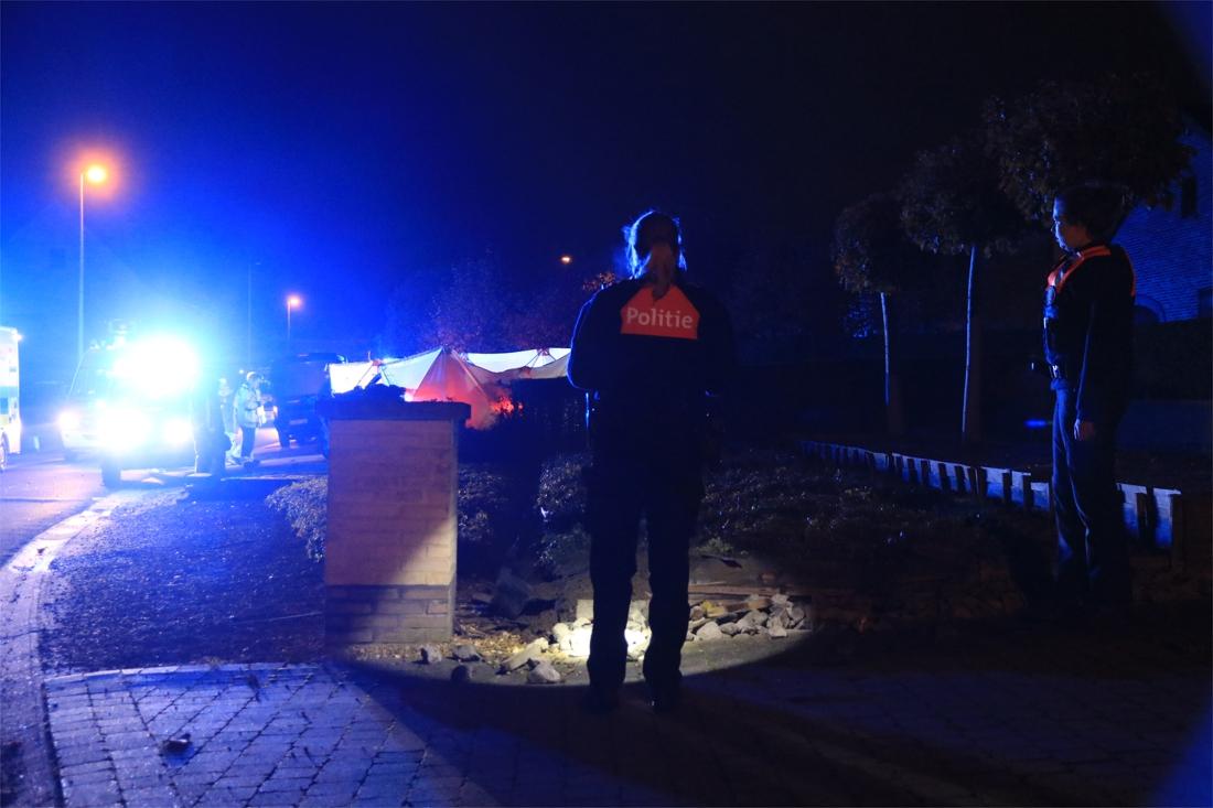 """Mysterie rond dodelijk ongeval in Temse wordt groter: """"Het is alsof het achterwiel ontploft is, dat is zelfs bij Formule 1 ongezien"""""""