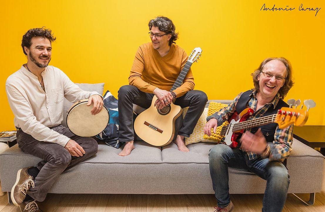 Oleo Trio met 'When Jazz meets Flamenco'