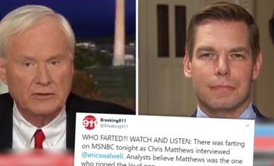 'Fartgate' houdt de VS in de ban: liet deze politicus een luide scheet tijdens een live-interview?