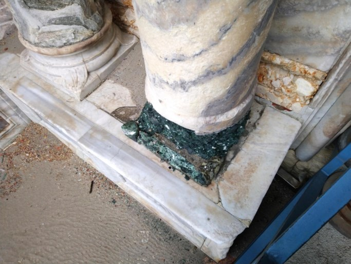Delen van San Marco-basiliek onherstelbaar beschadigd door overstromingen in Venetië