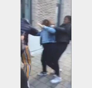 Opnieuw vechtfilmpje met tienermeisjes: zelfs doorsturen is al strafbaar