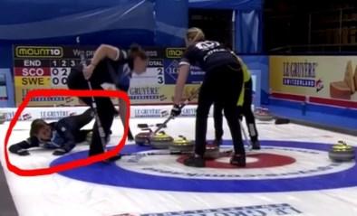 We hebben het altijd geweten: curling is een gevaarlijk sport (en nu is het ook bewezen)