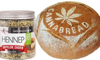Cannabis om te eten