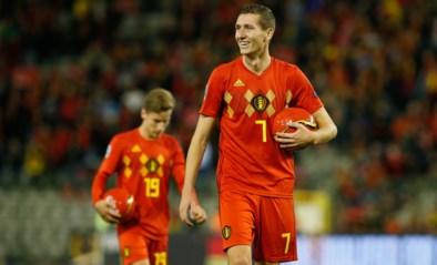 Rode Duivels met B-ploeg tegen Cyprus: Mignolet, Cobbaut, Vanaken en Benteke starten