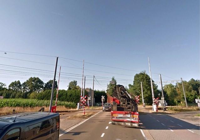 Overweg Retieseweg twee weekends afgesloten