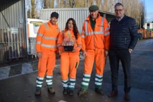 Ook recyclagepark-arbeiders krijgen appreciatie