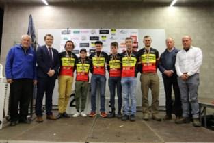 FOTO. Scholencross en Belgisch kampioenschap veldrijden LRC in Aalter