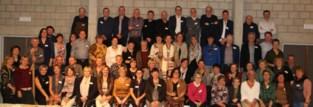 55 jarigen vieren feest in Maria Aalter