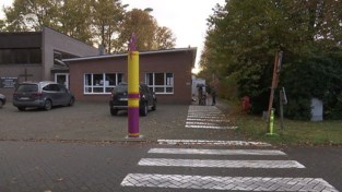 VIDEO. Kleuterschool Elshout in Schoten sluit