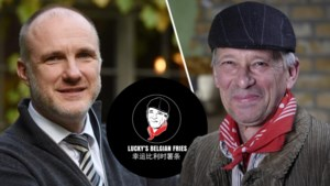 """Luc en Gert willen China veroveren met Belgische frituur: """"Met zak aardappelen en wat curryworsten vertrokken"""""""