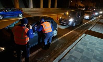 Ondanks alle campagnes: we rijden 's nachts alleen maar váker onder invloed