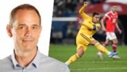 """Chef voetbal Ludo Vandewalle evalueert de Rode Duivels sinds het WK: """"Sterker? Als Hazard het zegt"""""""