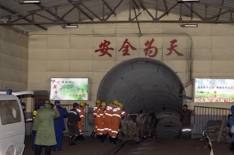 Vijftien doden bij gasexplosie in Chinese mijn