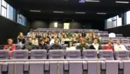 Europese scholieren praten bij ons over gendergelijkheid