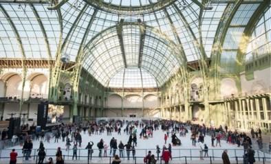 Schaatsen op een unieke locatie? Dat kan in Parijs