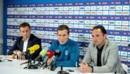 """Kersvers Genk-coach Hannes Wolf klinkt meteen razend ambitieus: """"Ik wil dominant en offensief voetbal zien, maar vooral zo veel mogelijk winnen"""""""
