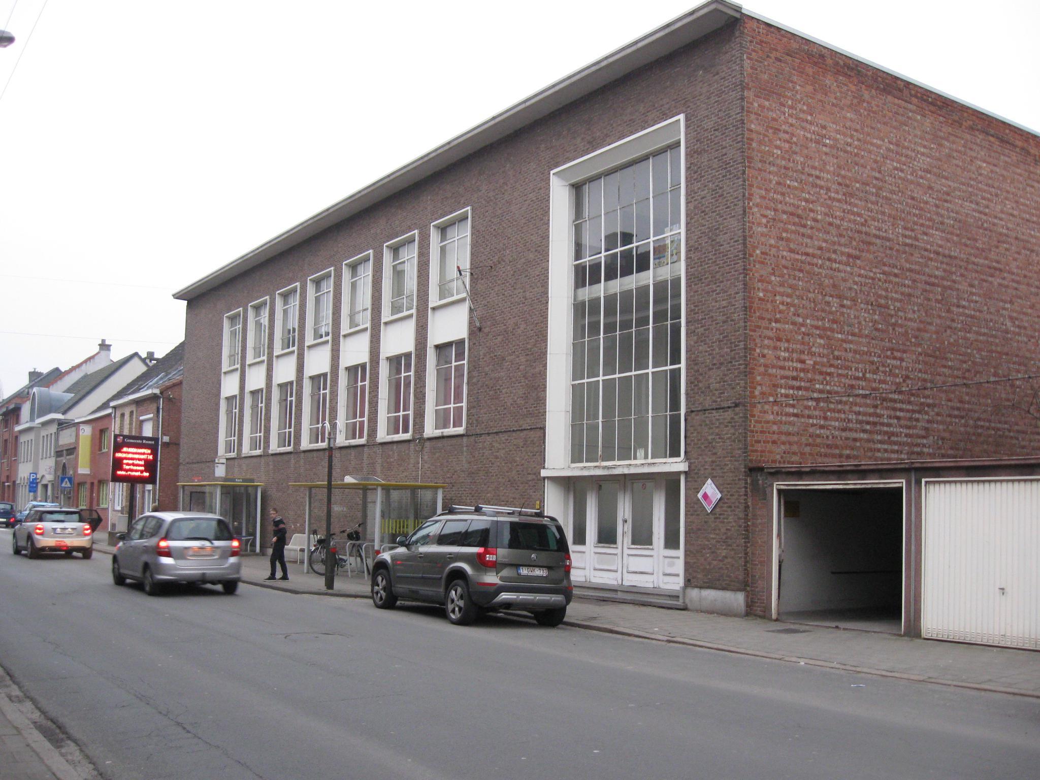 Gemeente wil enkele gebouwen verkopen