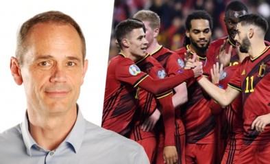 """Chef voetbal Ludo Vandewalle ziet hoe ook veredeld B-elftal de tegenstand wegveegt: """"Als Eden en De Bruyne maar meedoen"""""""