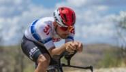 Victor Campenaerts trekt opnieuw naar Namibië om het olympische seizoen voor te bereiden