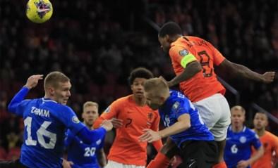 Oranje bekent kleur: ijzersterk statement van Frenkie de Jong en Giorgino Wijnaldum