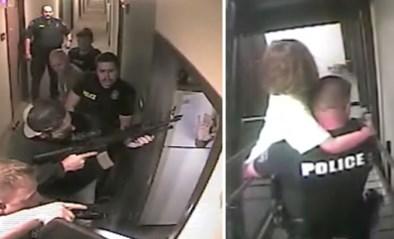Dramatische ontknoping: politieagenten redden meisje (8) uit hotelkamer van ontvoerder