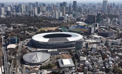 Bouw olympisch stadion in Tokio is afgerond