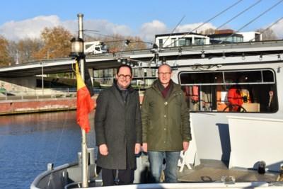 Naar De Warmste Week in Kortrijk? Gebruik een boot, parkeerhavens, looplijnen of riksja's